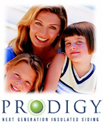 Prodigy Insulated Siding