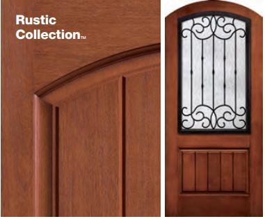 Classic-Craft Rustic Door