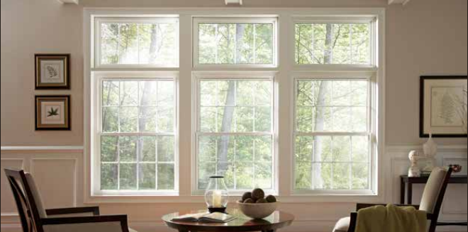 Mezzo Double Hung Window