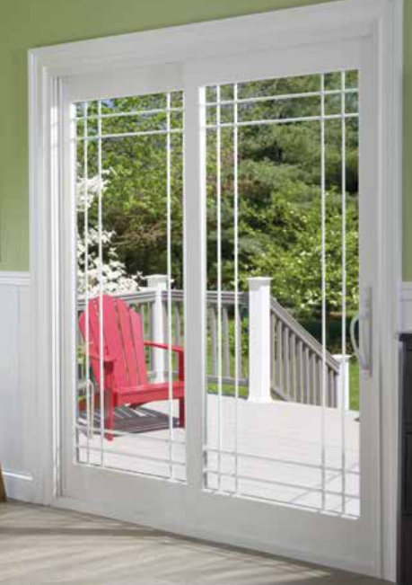 Mezzo French-Style Patio Door