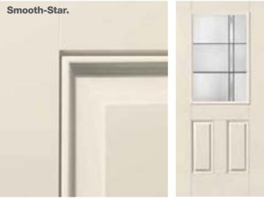 Thermatru Smooth-Star Door