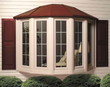 Vista Casement Bow Window