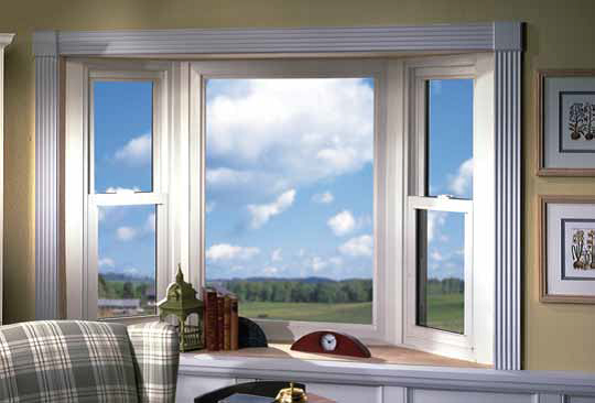 Vista Panorama Bay Window