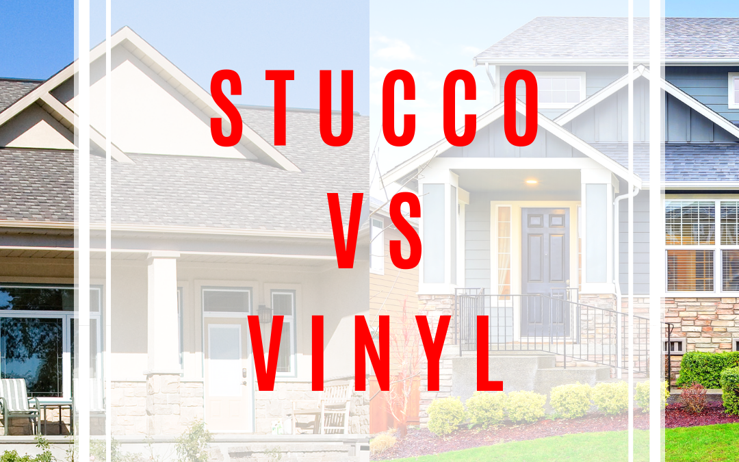 Stucco vs Vinyl: Best Siding Options for Colorado Springs Homes